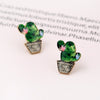 Korean Cactus Earrings - Gifts Buddies Reviews