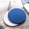 Thin Leather Qi Wireless Charge Pad