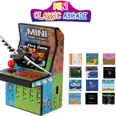 Mini Portable Classic Arcade ( 1 Joystick ) - Gifts Buddies Reviews
