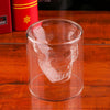 Doomed Skull Head Shape Drinkware - Gifts Buddies Reviews