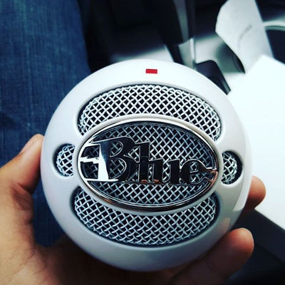Blue Snowball USB Condensor Microphone - Gifts Buddies Reviews