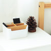 Desktop Bamboo Storage Grid - Gifts Buddies Reviews