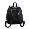 PU Leather Bow Backpack