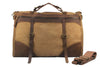 Canvas & Leather Duffle - Gifts Buddies Reviews