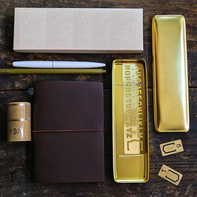 Brass Pencil Case - Gifts Buddies Reviews