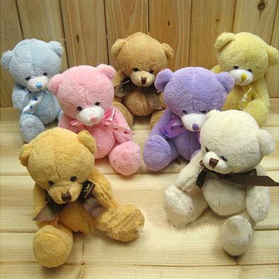 8pcs Lovely Plush Teddy Bear Gift Set - Gifts Buddies Reviews