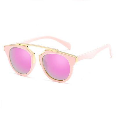 Kids Pink & Gold Sunglasses - Gifts Buddies Reviews