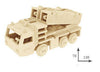 Handmade Kids Wooden Jigsaw Jeep Puzzle - Gifts Buddies Reviews