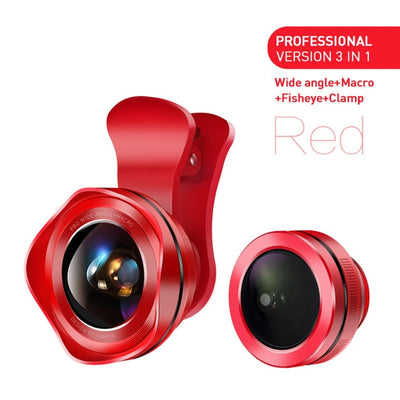 HD Smartphone Fish Eye Lens - Gifts Buddies Reviews