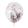 5pc 12in Glitter Confetti Party Balloons - Gifts Buddies Reviews