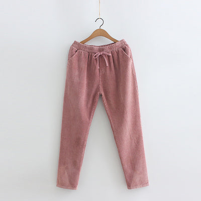 Corduroy Womans Casual Pants - Gifts Buddies Reviews
