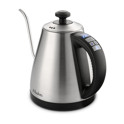 Pourover Gooseneck Electric Kettle - Gifts Buddies Reviews