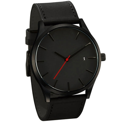 Black Out Men Watch - Gifts Buddies Reviews