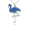 Rhinestone Flamingo Pendant Necklace - Gifts Buddies Reviews