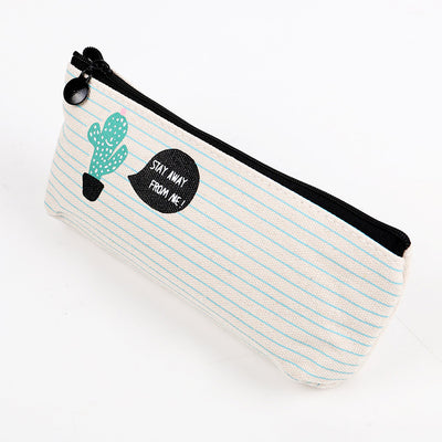 1Pc Cactus Pencil Bag - Gifts Buddies Reviews