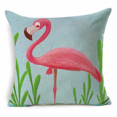 1Pc Stylish Flamingo Cushion Pillows - Gifts Buddies Reviews