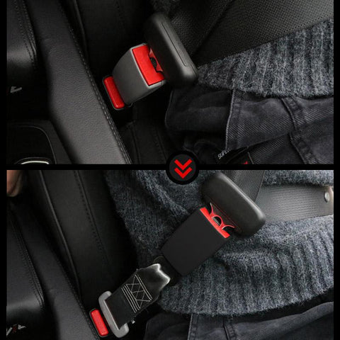 Image of Car Safety Extension Belt - Designed To Provide Safety With The Original Seat Belt!