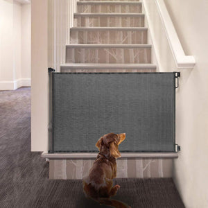 Portable Kids & Pets Safety Door Guard (2020 Upgraded)
