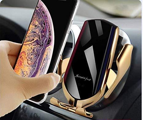 SimpleFast™ - Rated #1 Wireless Car Charger Of 2020!