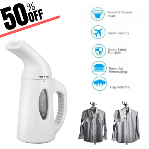 Image of InnovationsPro™ Premium Clothes & Garment Steamer