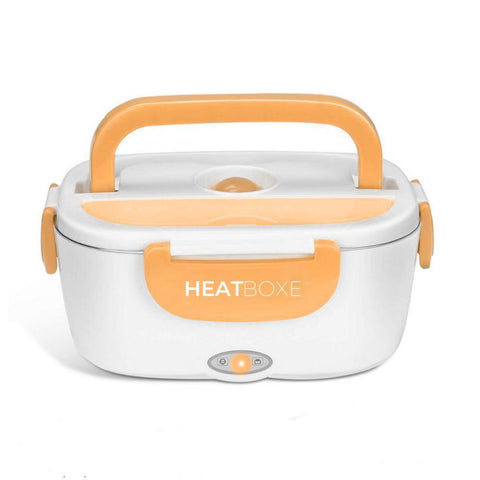 HEATBOXE™ - Hot Delicious Food, Anytime, Anywhere!