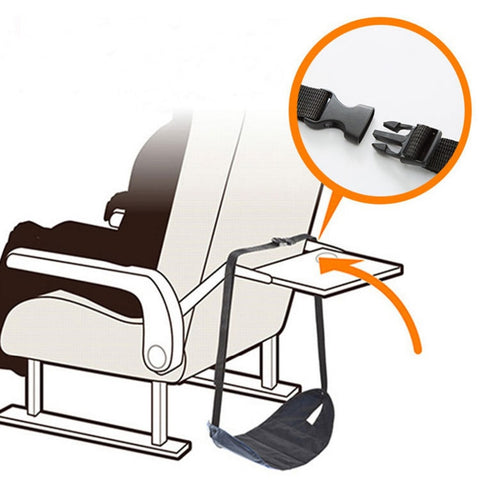 Image of TravelBetter™ Comfy Footrest Hammock