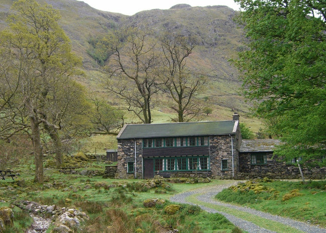 High House, Borrowdale, Cumbria