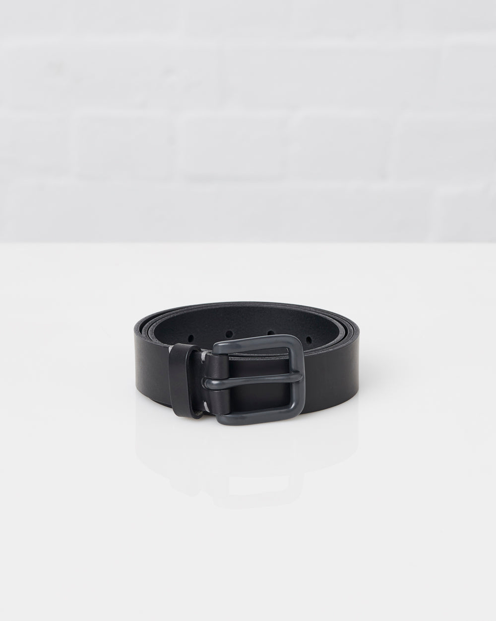 Modernist Belt - Pitch Black / Grey [LIMITED EDITION]
