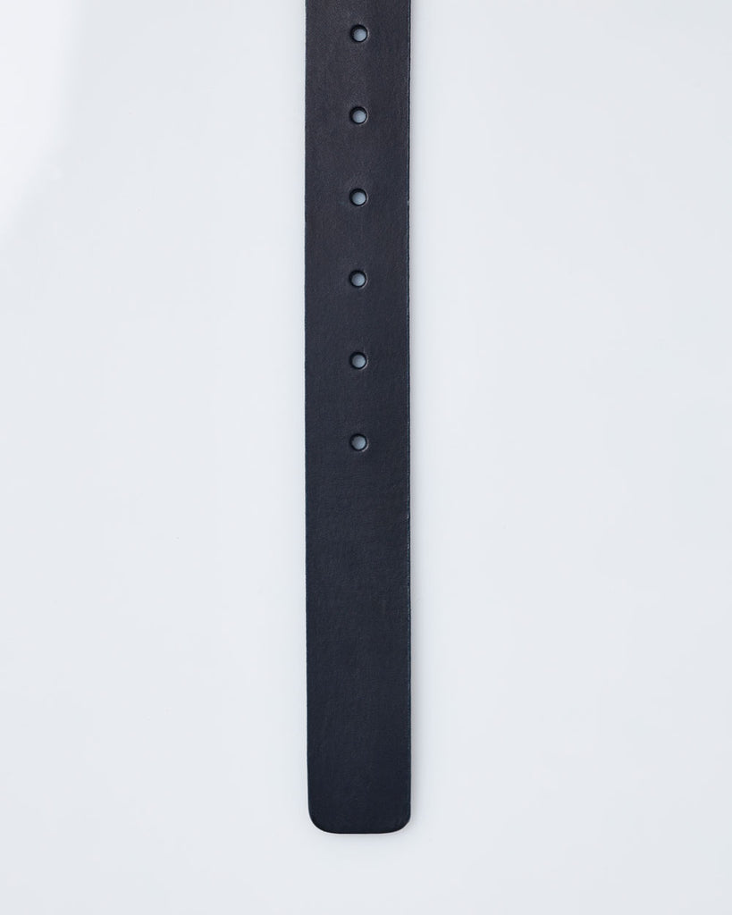 Modernist Belt - Navy / Slate Blue