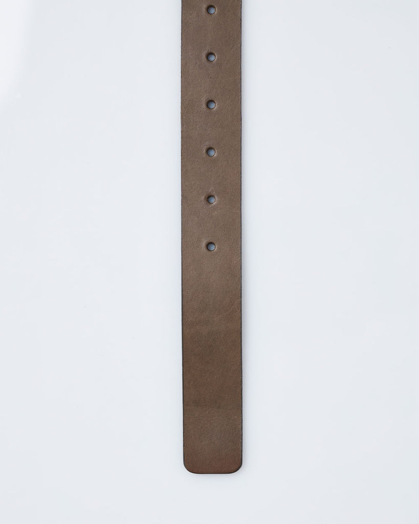 Modernist Belt - Form Grey / Citron