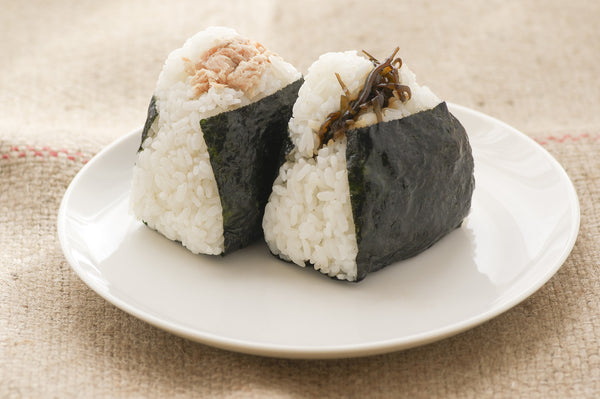 Omusubi or Onigiri or rice ball