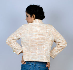 Military Jacket - Khadi (Beige)