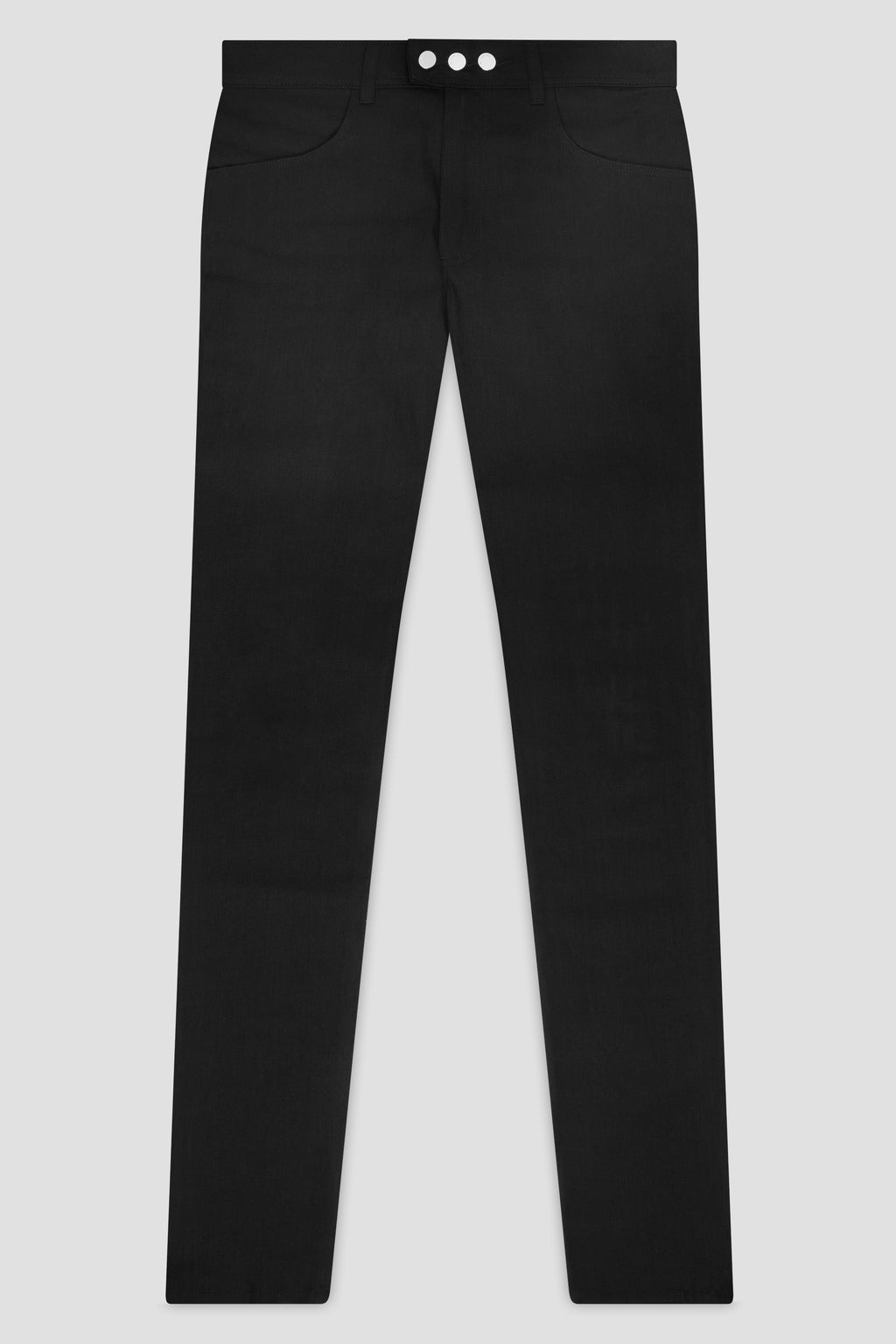 Mens black luxury jeans made in melbourne