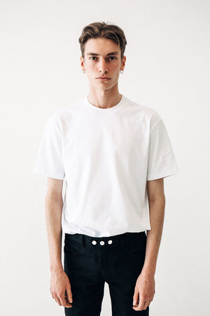 made in italy cotton tshirt