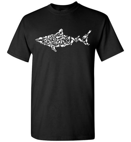 Shark Diving T-shirt