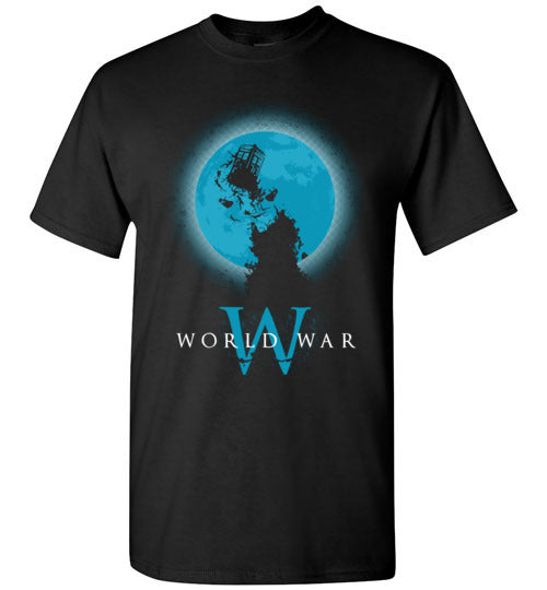 World War Who T-shirt