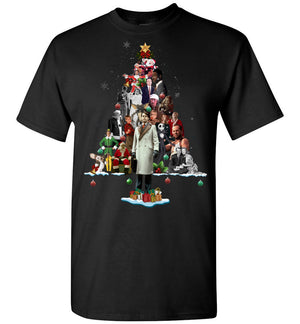 Christmas Movies Collection T-shirt