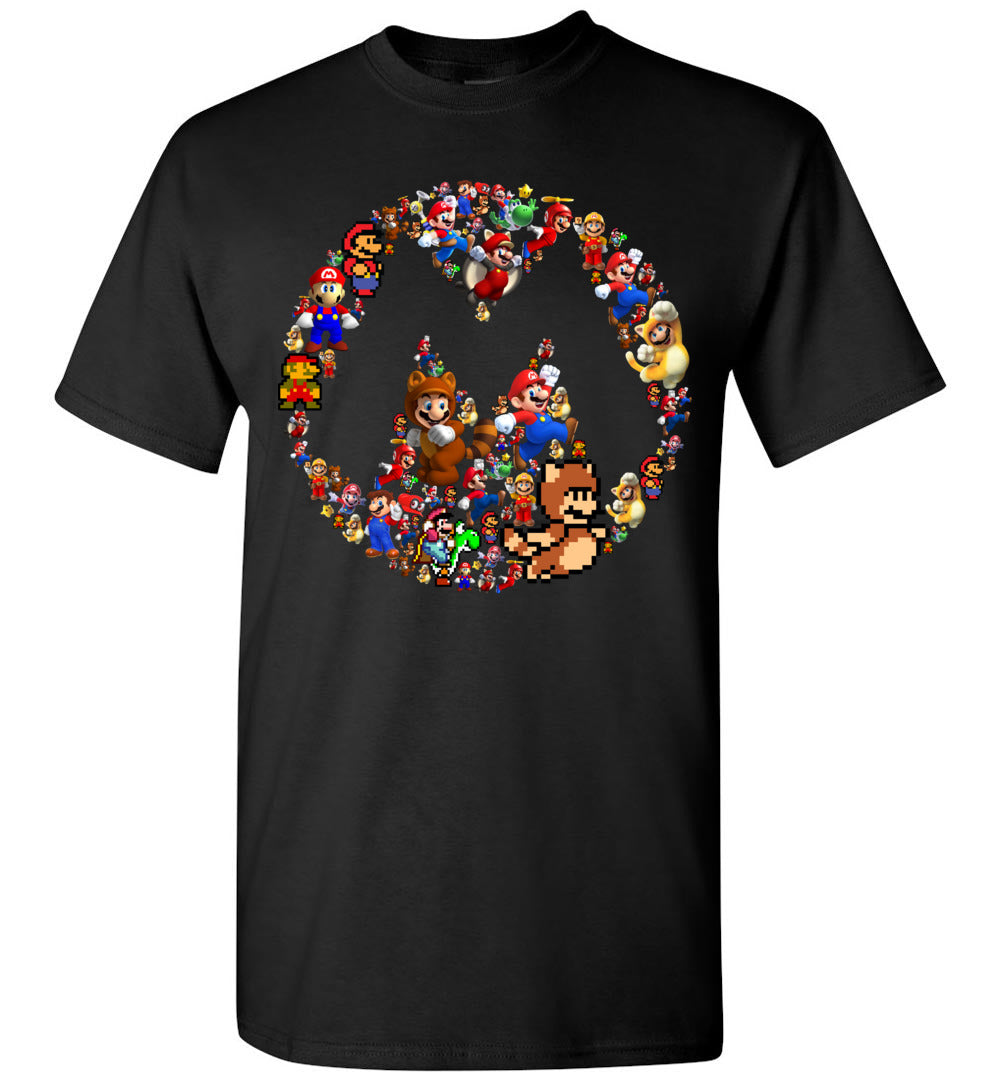 Mario Collection T-shirt