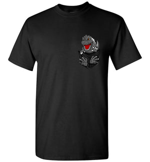 Godzilla Pocket T-shirt - Kid