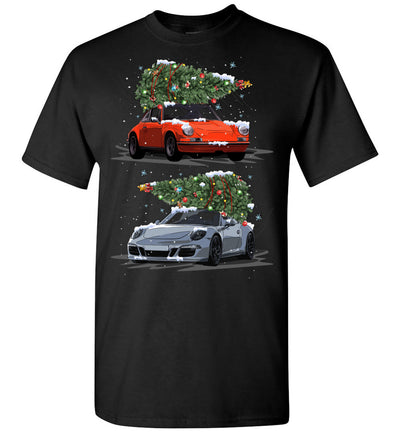 911s Carrying Christmas Trees T-shirt