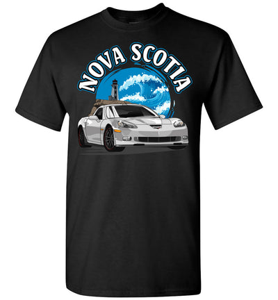 C6 Nova Scotia Club T-shirt