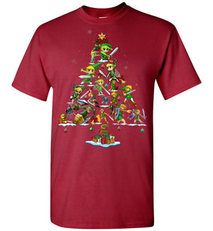 Link Collection Christmas T-shirt