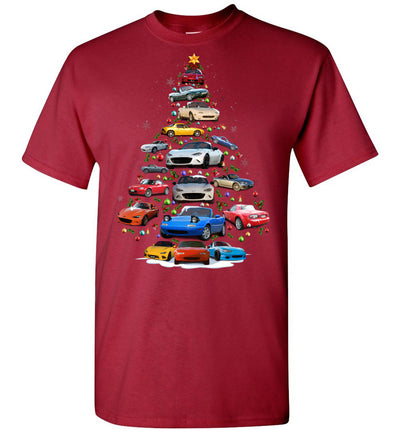 MIATA CHRISTMAS T-SHIRT