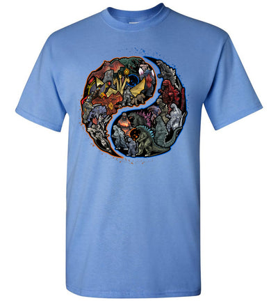 All Godzillas vs Other Kaijus T-shirt