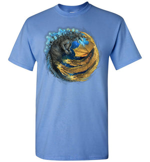 Godzilla vs King Ghidorah T-shirt