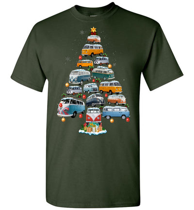 Kombi Christmas T-shirt