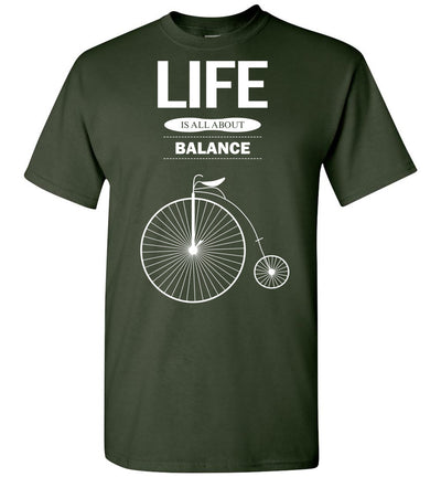 Bicycle Balance Life T-shirt