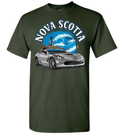 C7 Nova Scotia Club T-shirt