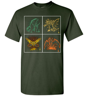 Godzilla King of The Monsters T-shirt - Kid