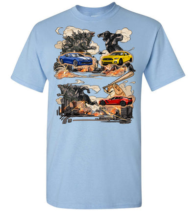 Vette Is The Real King v.2 T-shirt